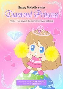 Happy Michelle series-Diamond Princess cover